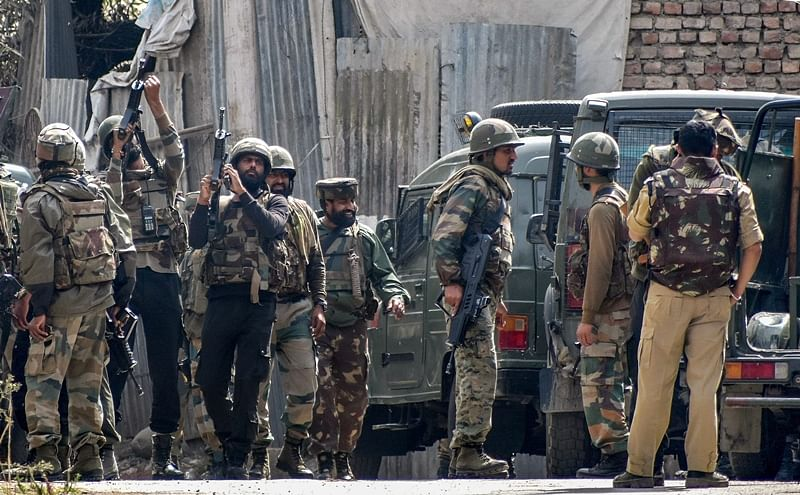 SC agrees to hear plea seeking protection of human rights of forces, issues notices to Centre, J&K govt