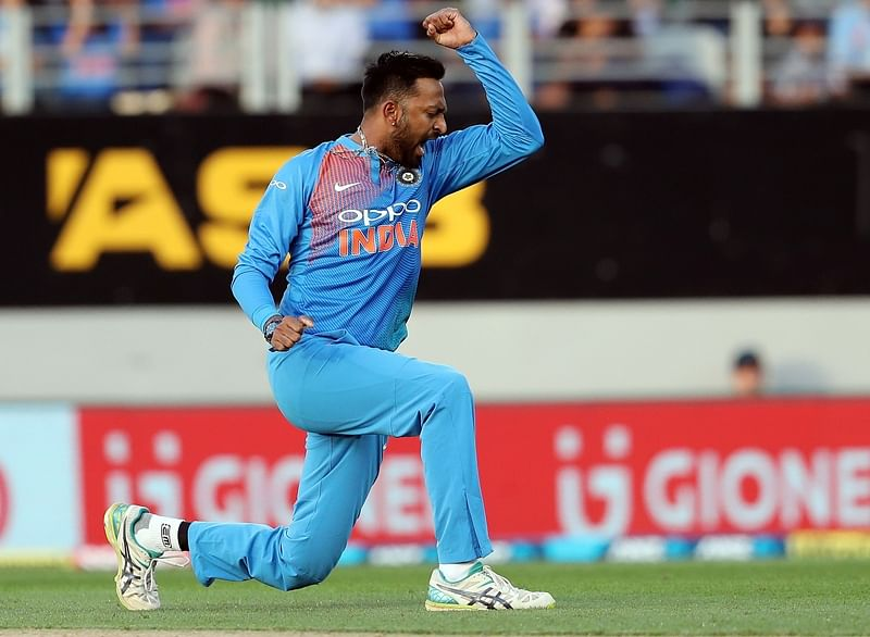 India vs Australia: Have taken lot of heart from almost defending 126, says Krunal Pandya
