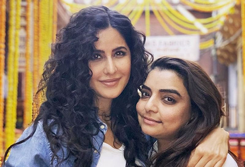 Bharat – Katrina Kaif is all set to dance in the film; shares a glimpse with Vaibhavi Merchant on social media