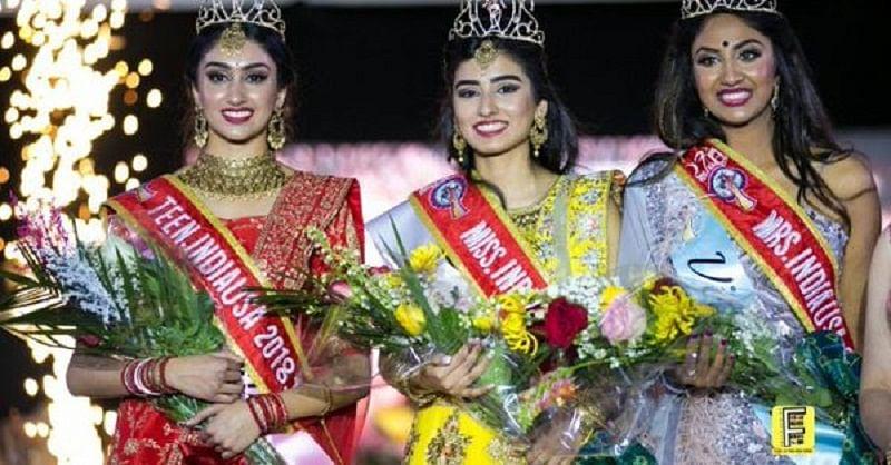 Kim Kumari of New Jersey crowned Miss India USA