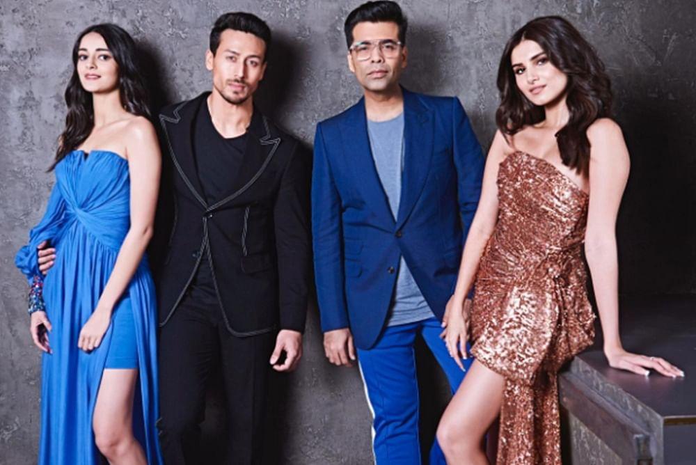 Koffee With Karan 6: Tiger Shroff, Ananya Panday, Tara Sutaria dazzle on Karan Johar's show