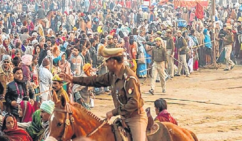 Kumbh Mela Special: UP Police keeping it young and tasteful