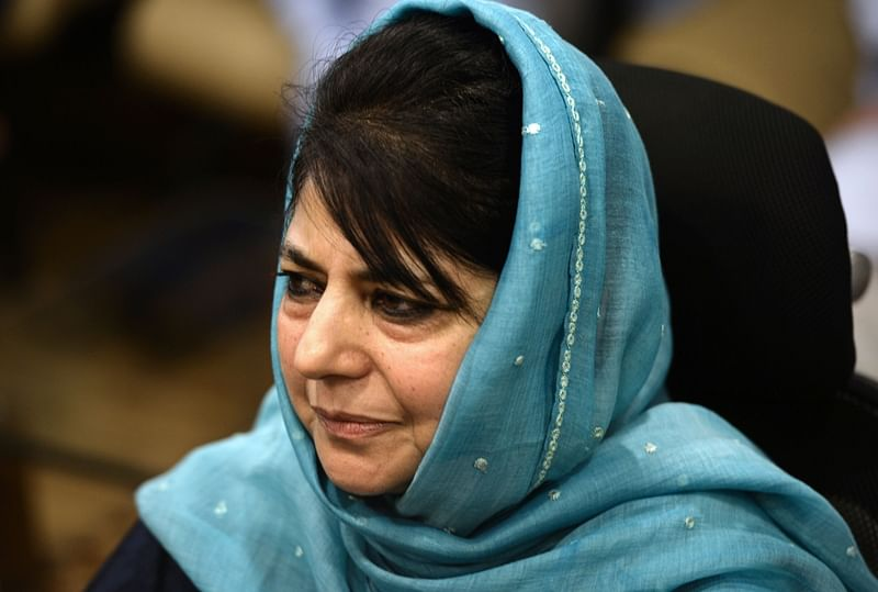 Tampering with Article 35A will nullify Jammu and Kashmir's accession to Union: Mehbooba Mufti