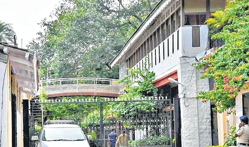 Malabar Hill bungalow atop water tank continues to be reallocated
