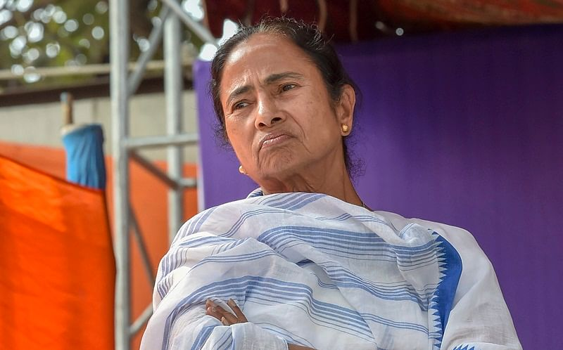 West Bengal CM Mamata Banerjee calls BJP's 'super sensitive' remark an insult