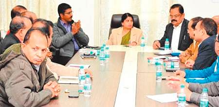 Ujjain: Public health engineering assignments reviewed