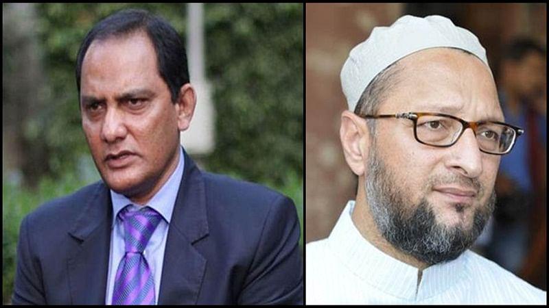 Former cricketer Mohammad Azharuddin may pad up to take up Asaduddin Owaisi for Hyderabad Lok Sabha seat