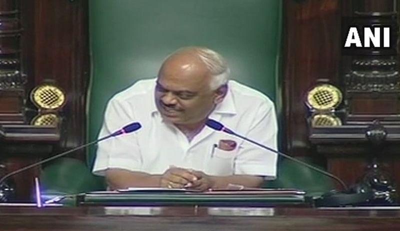 'My situation like that of a rape victim', says Karnataka speaker on audio tape row