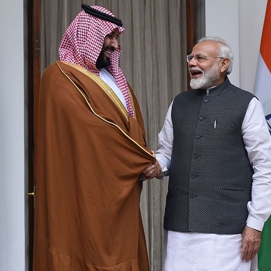 'Understand India's approach and actions in J&K': Saudi Crown Prince Mohammed Bin Salman