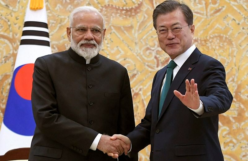 India, South Korea sign MoU to strengthen counter-terrorism cooperation