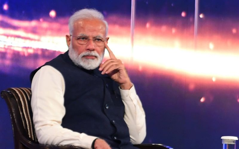 PM Modi says polls in AP will see new sunrise, 'son set'