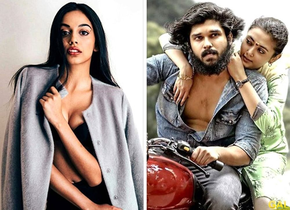 Banita Sandhu replaces Megha in Tamil remake of  'Arjun Reddy'