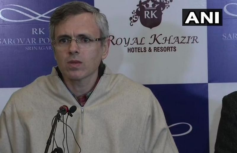 Omar Abdullah hits out at Centre for removal of security to mainstream political workers, terms it 'retrograde' step