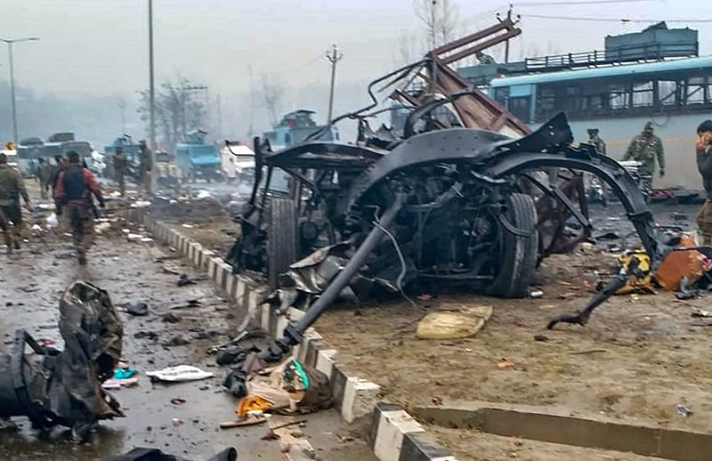 Pulwama terror strike: JeM hand, intel input; what we know about the ghastly attack in J&K