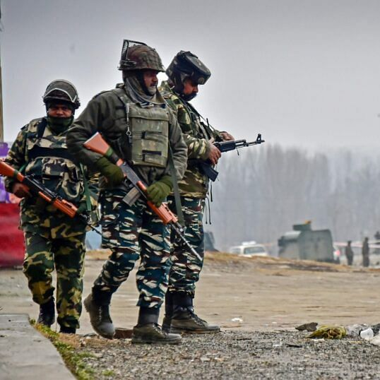 28 CRPF personnel posted in Kashmir test COVID-19 positive