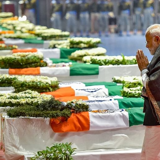 Is it right to use the term martyr for soldiers killed in action?