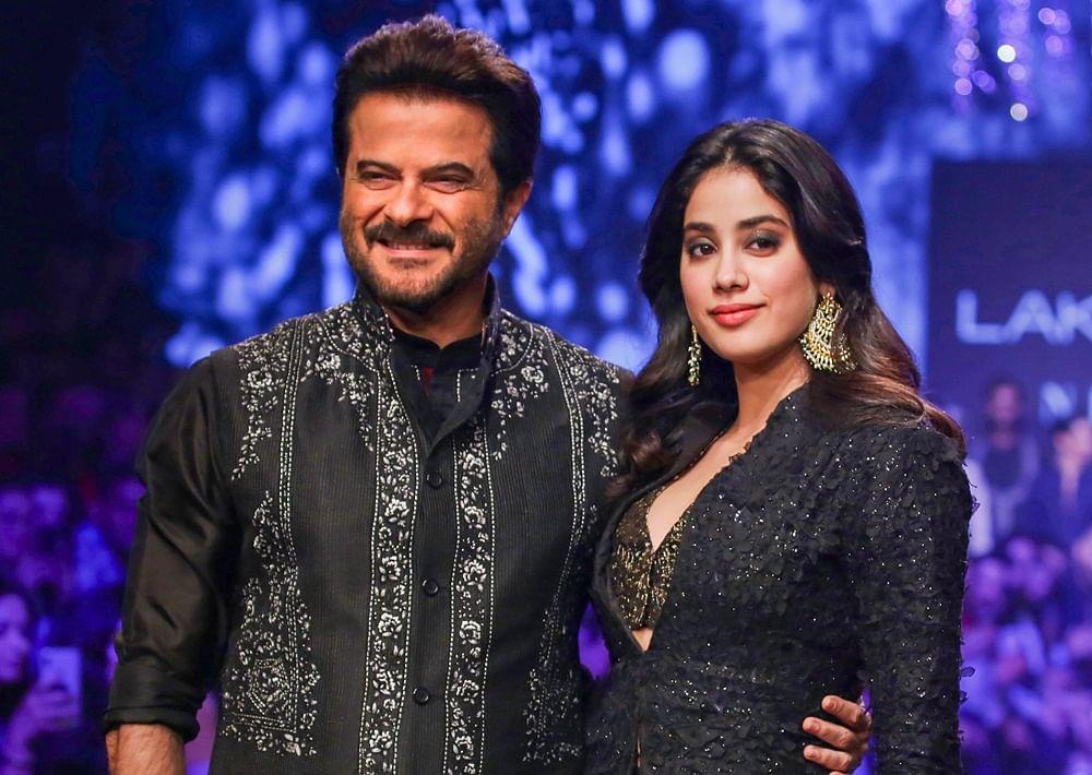 LFW 2019: Janhvi Kapoor, Anil Kapoor spell black magic for Raghavendra Rathore, Ranveer Singh hijacks the show!