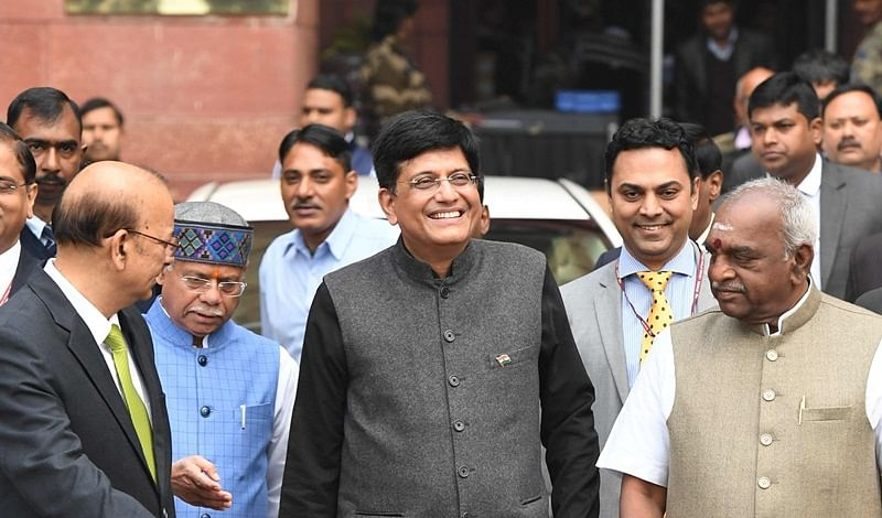 Piyush Goyal bid to give push to real estate