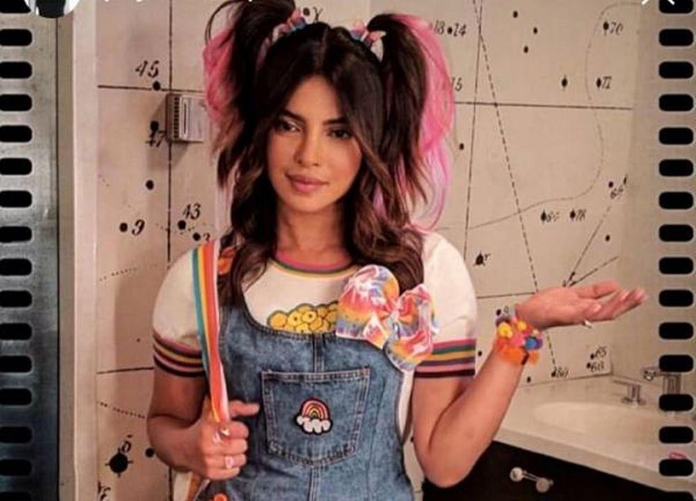 Priyanka Chopra dons a schoolgirl avatar for Jimmy Fallon's show; see pic