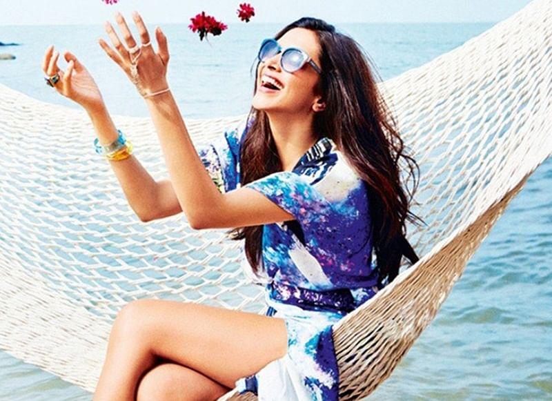 Deepika Padukone is jumping with joy and the reason is not Ranveer Singh