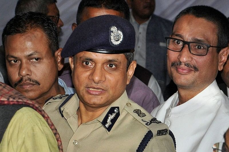 Rajeev Kumar given additional charge of economic offences, STF