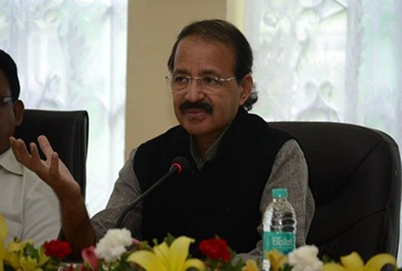 Congress leader Rashid Alvi's meet with party workers disrupted  Rampur