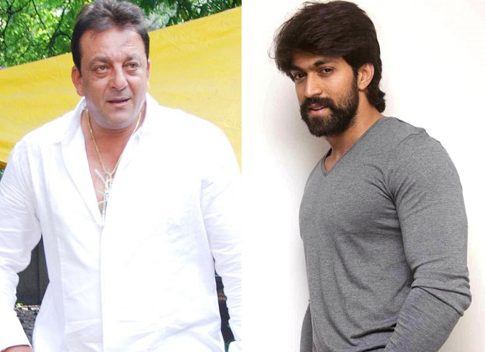 KGF actor Yash confirms of approaching Sanjay Dutt for the sequel ofKannada blockbuster