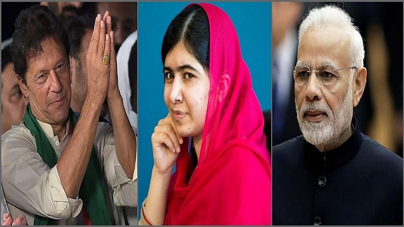 Shake hands and settle Kashmir issue through dialogue: Nobel Laureate Malala urges PM Modi, Imran Khan