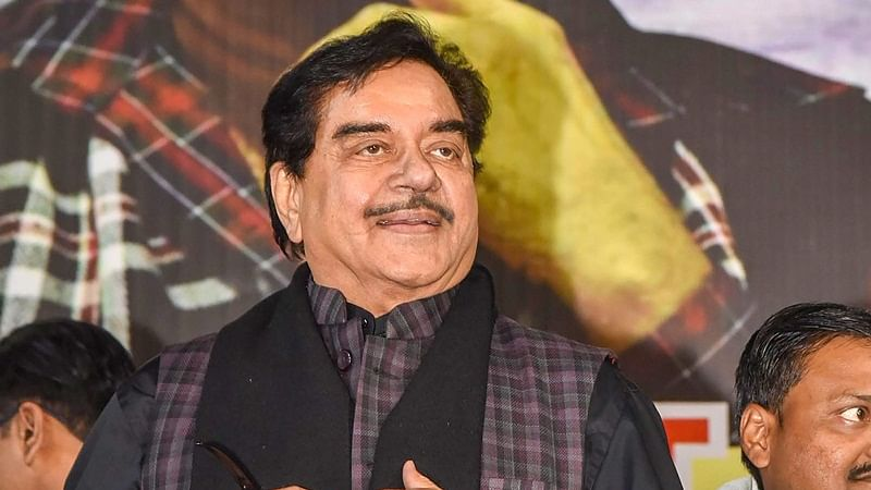 'Greedy politics': Shatrughan Sinha on political situation in Maharashtra
