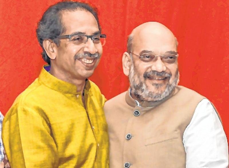 50:50 in Maharashtra; Shiv Sena and BJP to swim together