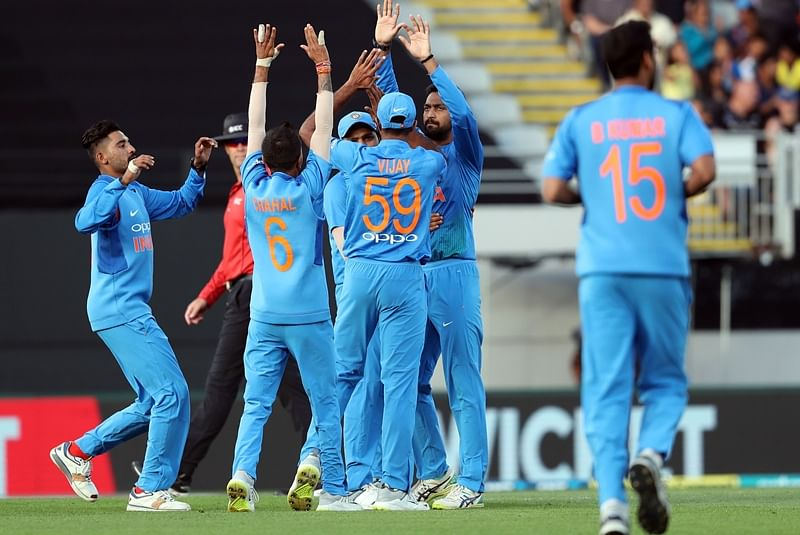 India vs New Zealand: Krunal Pandya shines as India restrict Kiwis for 158/8 in 2nd T20