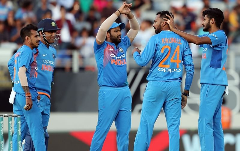 India vs New Zealand: Rohit Sharma, Krunal Pandya star as India beat Kiwis by 7 wickets in 2nd T20, level series 1-1