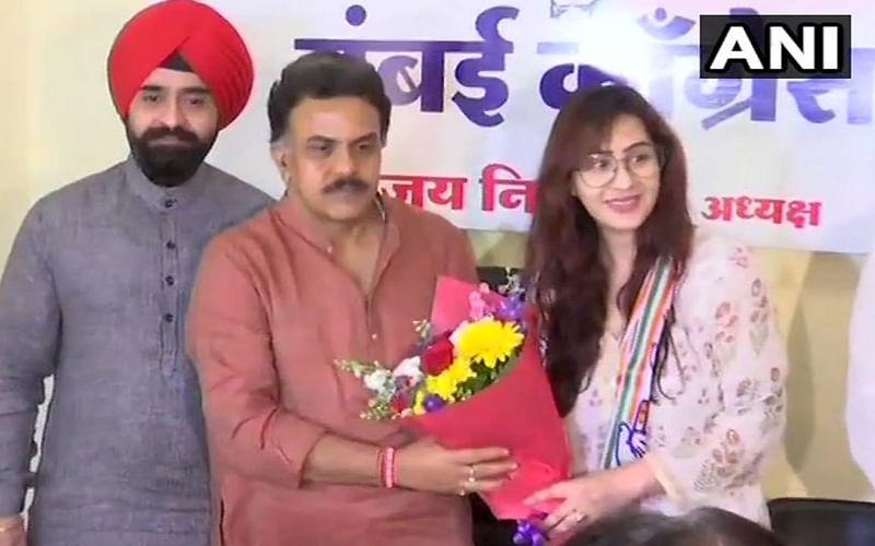 Bigg Boss 11 winner Shilpa Shinde joins Congress, may contest Lok Sabha elections in Mumbai