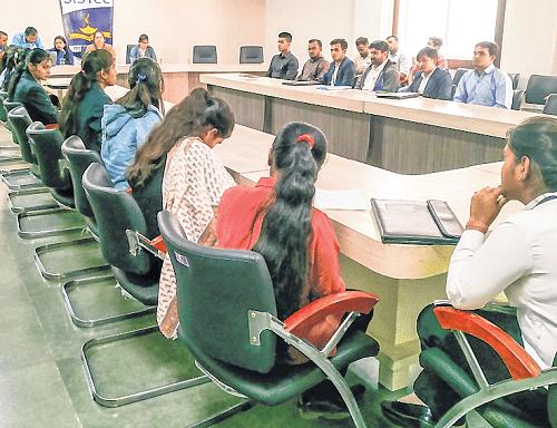 Bhopal: Amazon, Big Basket conduct placement drive at SISTec