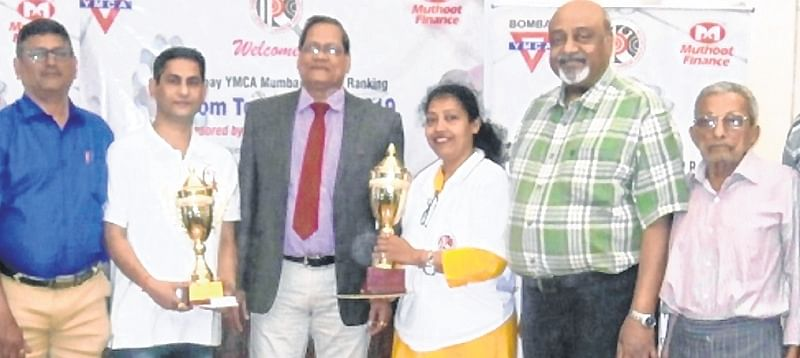 YMCA Mumbai District Ranking carrom championship: Sandeep Deorukhkar crowned champ