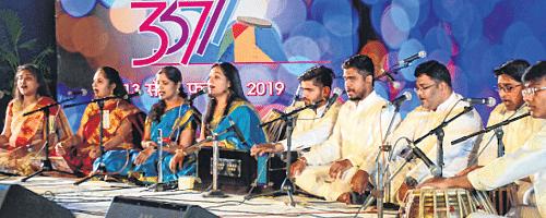 Bhopal: Vishwa Mohan Bhatt performs on expo's inaugural