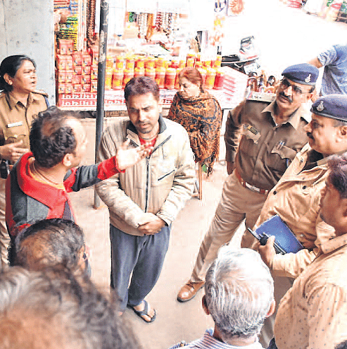 Ujjain: Thieves target Ruby Complex, decamp with valuables