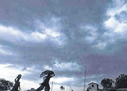 Bhopal: Drop in temperature recorded across state