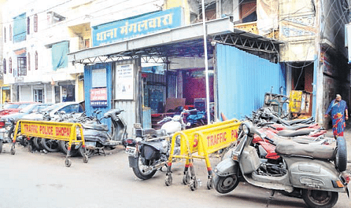 Bhopal: Delay in building inauguration forces police station to run from makeshift office