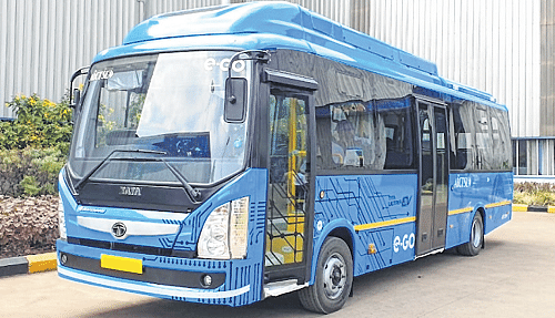 Indore: Soon, electric buses will run in city