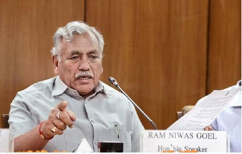 Write more about patriotism, Delhi Speaker urges poets