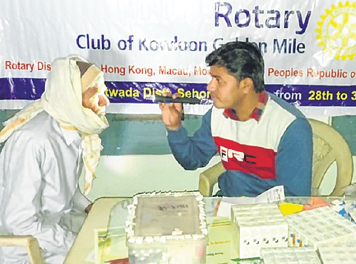 Bhopal: 252 patients treated at eye camp, 59 undergo cataract surgery