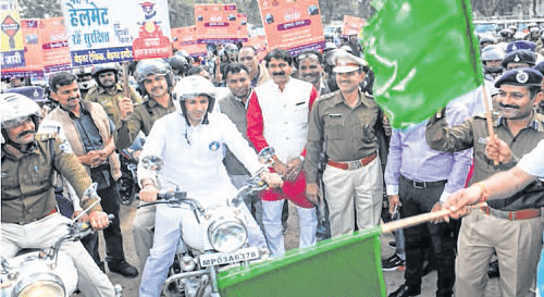 Indore: Road safety in school curriculum soon
