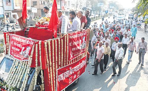 Indore: Social activist Perin Daji passes away