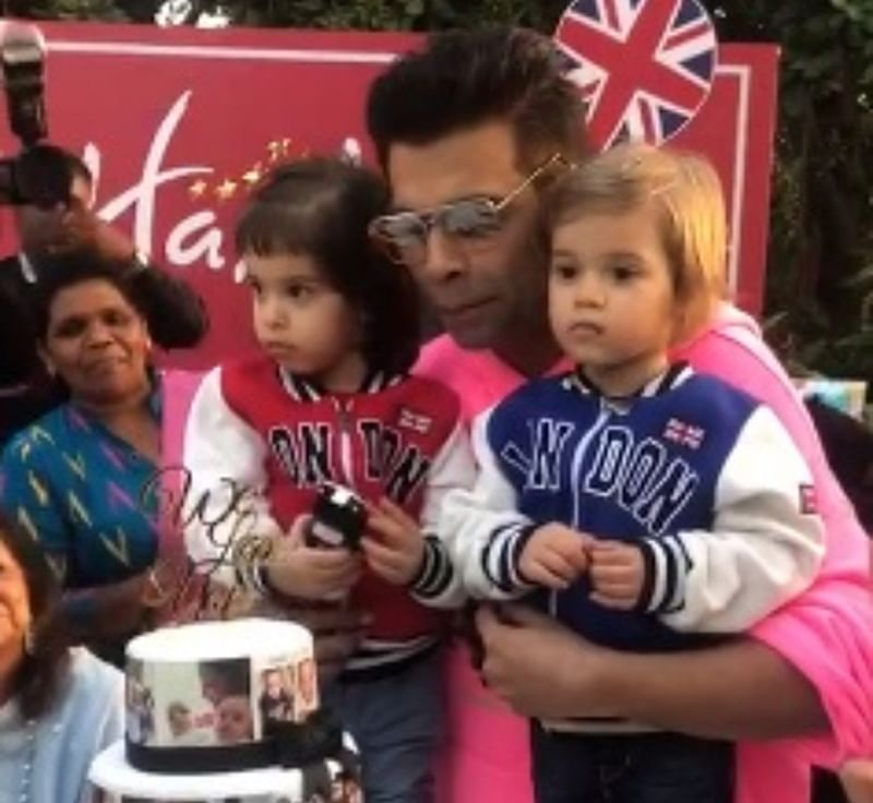 Karan Johar speaks about being a single parent, says having Yash and Roohi is full of love but it is also a selfish decision