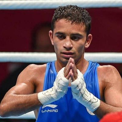World Boxing Championships: Amit Panghal to lead India's challenge
