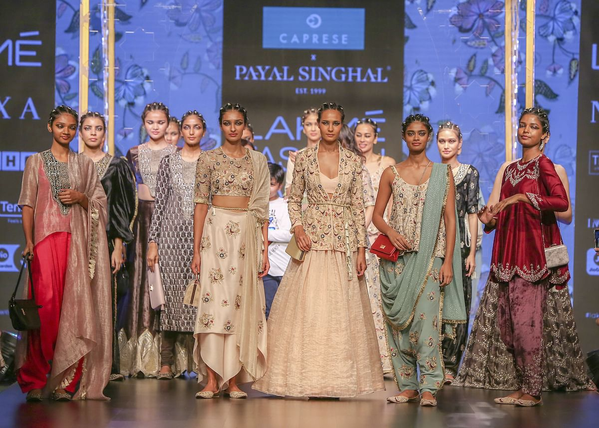 Trend-spotting at LFW 2019