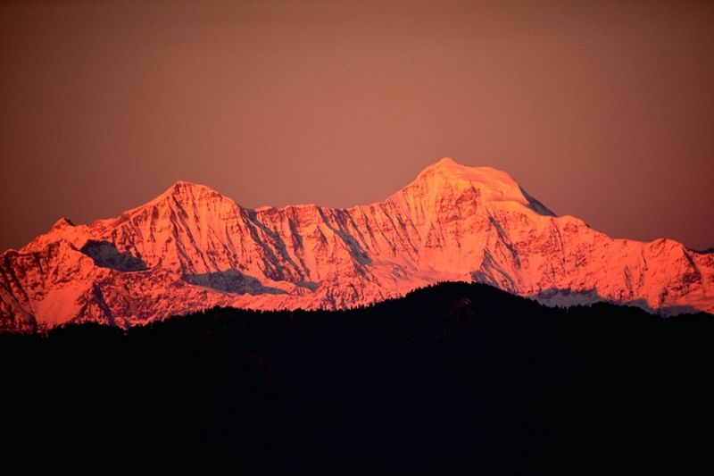 Letter from the hills: Nearing Nanda Devi