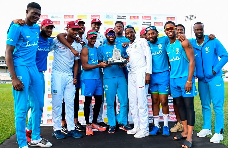 West Indies aiming to become world No 1 team after impressive series victory over England, says Jason Holder