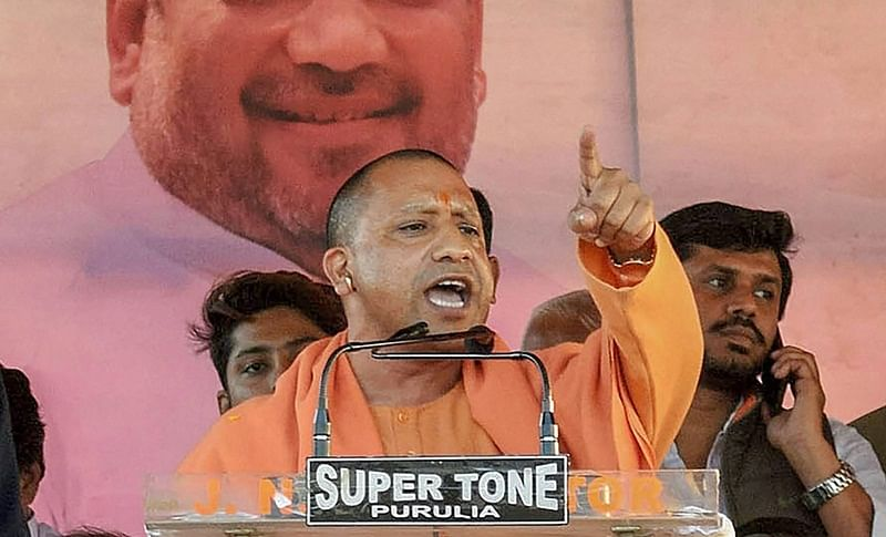 BJP government changed Uttar Pradesh's image, law and order a model for country: Yogi Adityanath